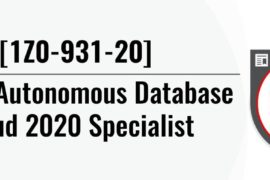 Pass 1Z0-931-20 Exam Questions and become Oracle Certified Professional
